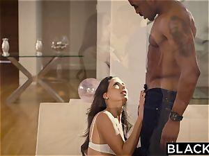 BLACKED very first interracial For Spanish babe Alexa Tomas
