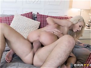 Emma getting poked stiff in her vagina