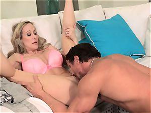 luxurious wife Brandi love gets her husband back