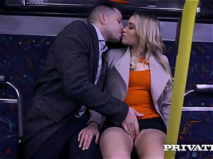 Private.com - Mia Malkova plumbs in the cave