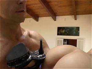 gonzo pussy thrashing Riley Reid and Maddy OReilly