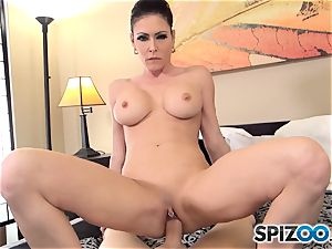 inserting sweet snatch of Jessica Jaymes