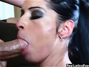 giant assed Latina Gets Face torn up