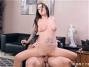 Felicity Feline screwed deep in her pussyhole