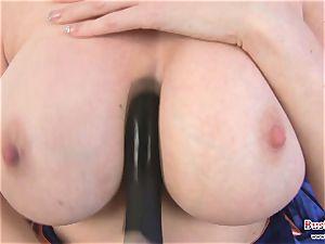 chesty Michelle B fuck stick drilling