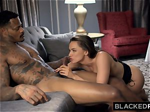 BLACKEDRAW wife Lies To husband To Hook Up with big black cock