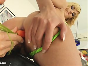 Victoria shine in harsh xxx rectal romp episode by booty Traffic