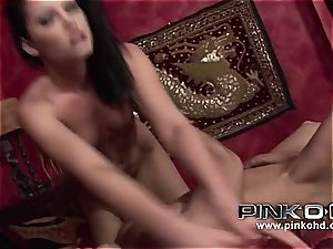Belicia gives all her fuckholes