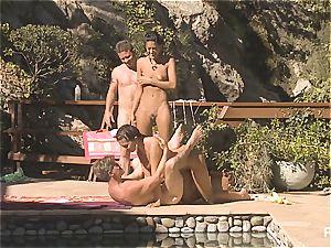 wild poolside fun part 4