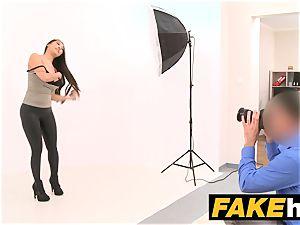 fake Agent humungous fun bags asian wants hard bang