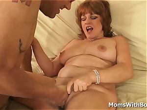 insane Mature Calliste fuck-fest Affair With youthfull Neighbor