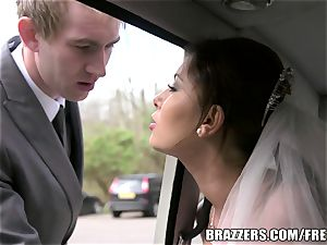 Brazzers - pre-wedding drilling