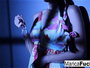 chinese pornstar Marica gets bare