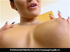 MY naughty ALBUM - Vanessa Decker super-hot studio pummel