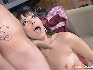 Dana DeArmond gets her gorgeous tight pussy slurped and toyed with