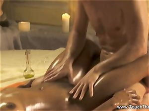 personal relaxing massage For damsel
