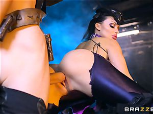 Aletta Ocean tucked with the monster penis of Danny D
