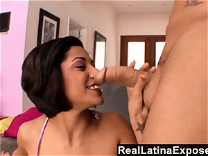 RealLatinaExposed insatiable Latina Vanessa