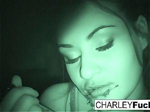 Charley's Night Vision amateur lovemaking