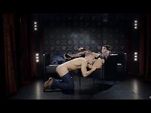 xCHIMERA - Hungarian Amirah Adara fetish internal ejaculation fuck
